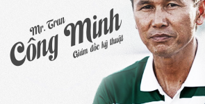 Tran Cong Minh – New Technical Director of Dong Thap FC